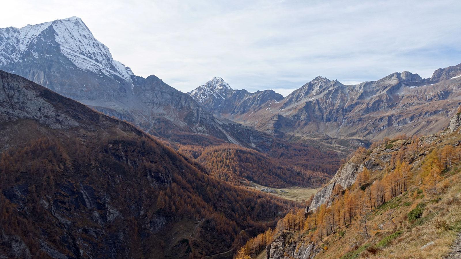 Panorami Val d'Ossola
